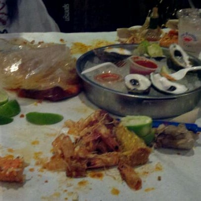 Photo taken at The Boiling Crab by Anthony on 3/14/2012