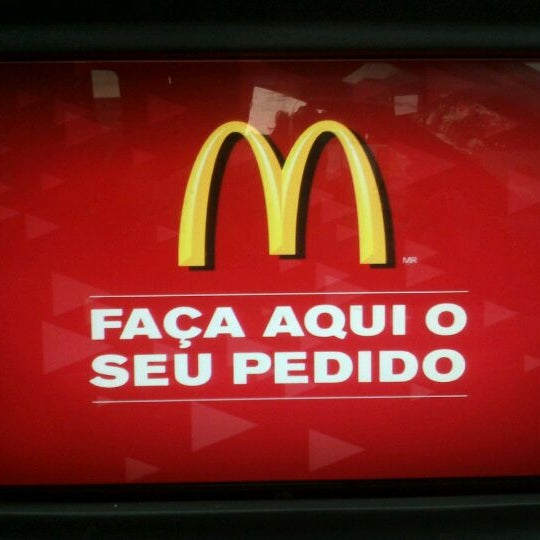Photo taken at McDonald's by Matheus S. on 6/1/2012