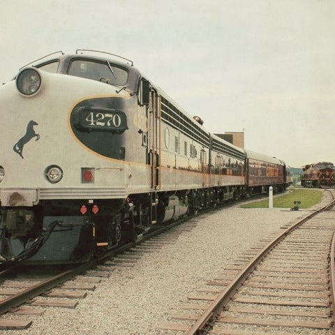 Photo taken at Railroad Museum of Pennsylvania by Norfolk S. on 6/2/2012