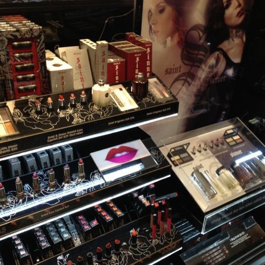 Photo taken at Sephora - Soho by Mads F. on 5/3/2012