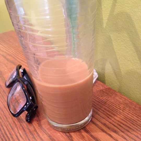 Photo taken at The Coffee Shop NE by Daniel W. on 4/25/2012