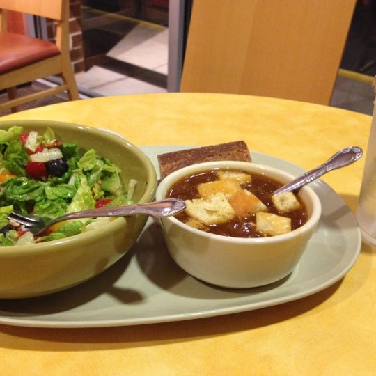 Photo taken at Panera Bread by Benny M. on 8/24/2012