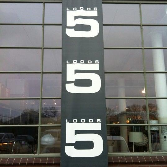 Photo taken at Loods 5 by René v. on 3/18/2012