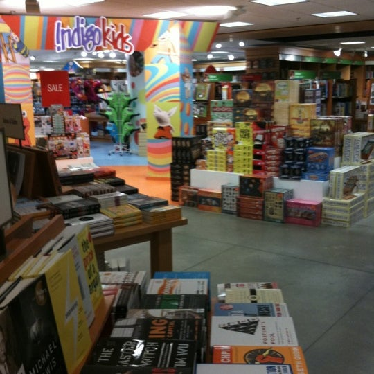 Photo taken at Indigo by Stephanie on 1/3/2011