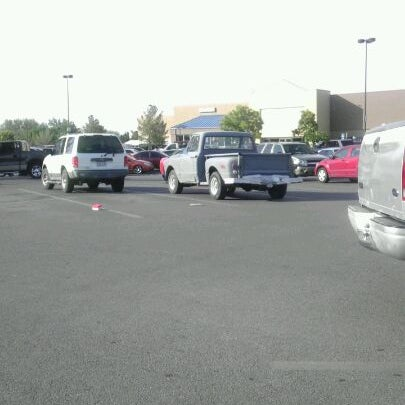 Photo taken at Walmart Supercenter by Andy B. on 6/4/2012