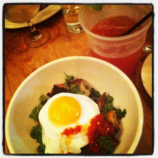 Photo taken at Vinegar Hill House by Sophia L. on 7/29/2012