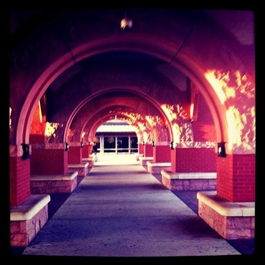 Photo taken at Kalamazoo Transportation Center - Amtrak (KAL) by Jason C. on 9/20/2011