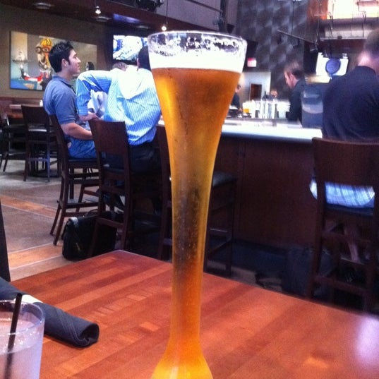 Photo taken at Yard House by Sean G. on 9/2/2011