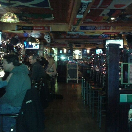 Photo taken at Baker Street Pub by Laura H. on 12/23/2011