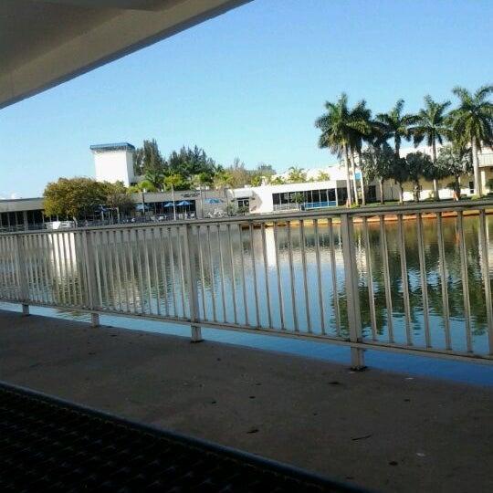 Florida Memorial University College Academic Building In Miami Gardens