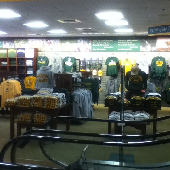 Photo taken at College of William & Mary Bookstore by Ned K. on 6/10/2012