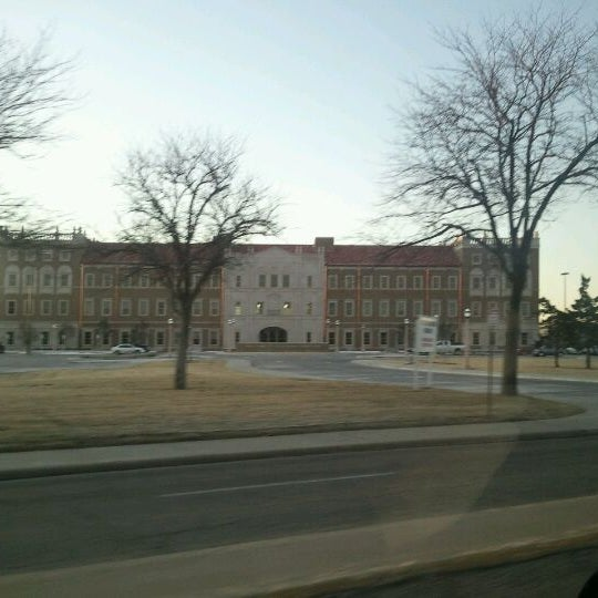 Photo taken at TTU - Rawls College of Business by Barry B. on 12/8/2011