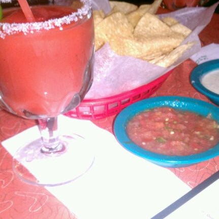 Photo taken at Chuy's by Celeste Z. on 1/19/2012