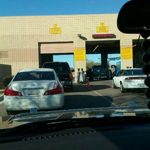 ADEQ Vehicle Emissions Testing Station - Phoenix, AZ