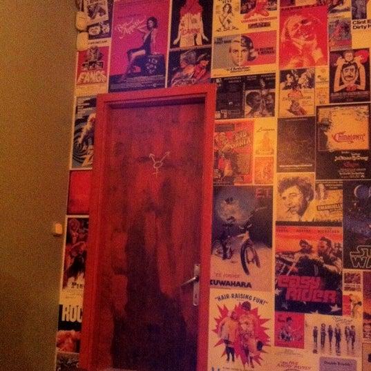 Photo taken at Bobek Cafe by Kristóf K. on 3/13/2011