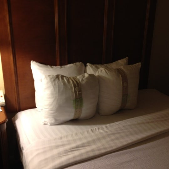 Small pillows.