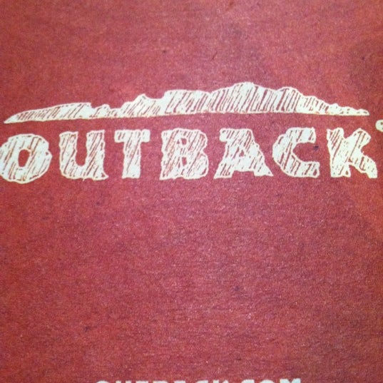 Photo taken at Outback Steakhouse by Kyle B. on 12/21/2011