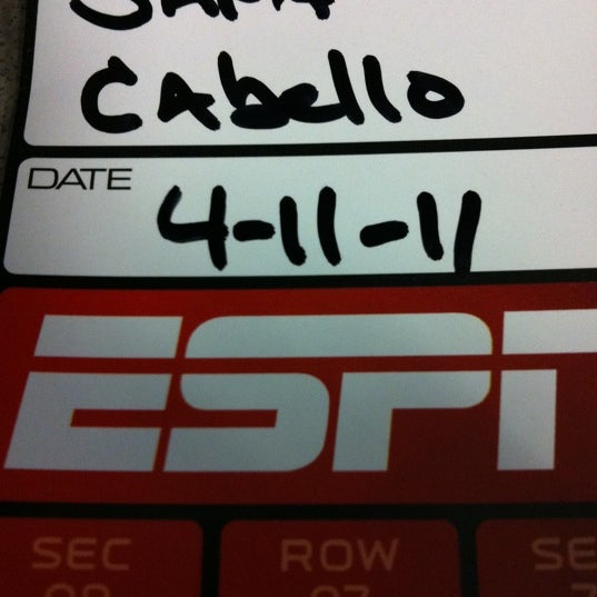 Photo taken at ESPN by Xavier C. on 4/11/2011