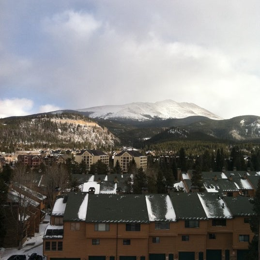 Photo taken at Breckenridge Ski Resort by Kelly R. on 12/31/2011