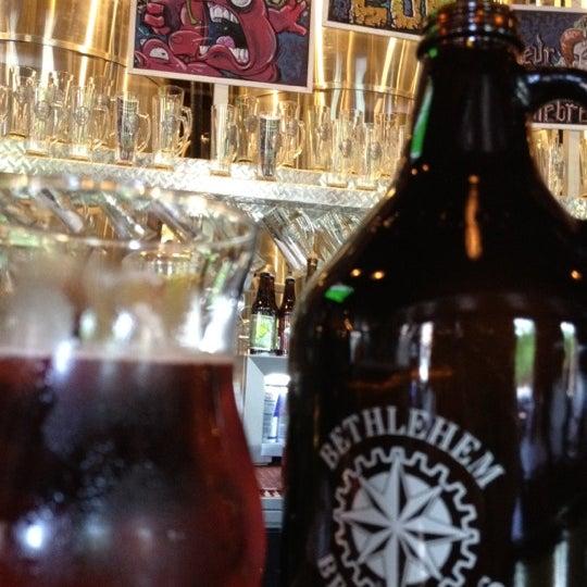Photo taken at Fegley's Bethlehem Brew Works by David S. on 6/8/2012