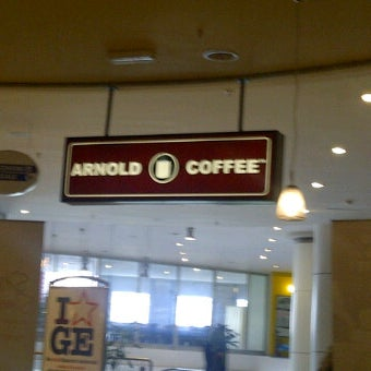 Photo taken at Arnold Coffee by Erika M. on 3/22/2012