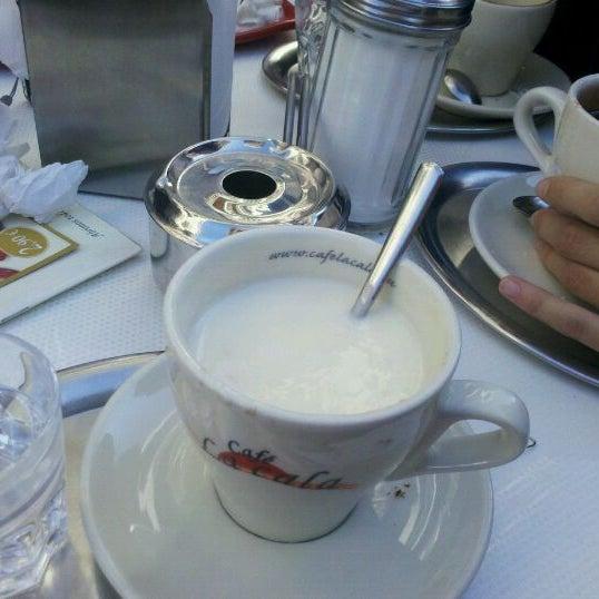 Photo taken at La Cala by Lorenzo N. on 2/11/2012