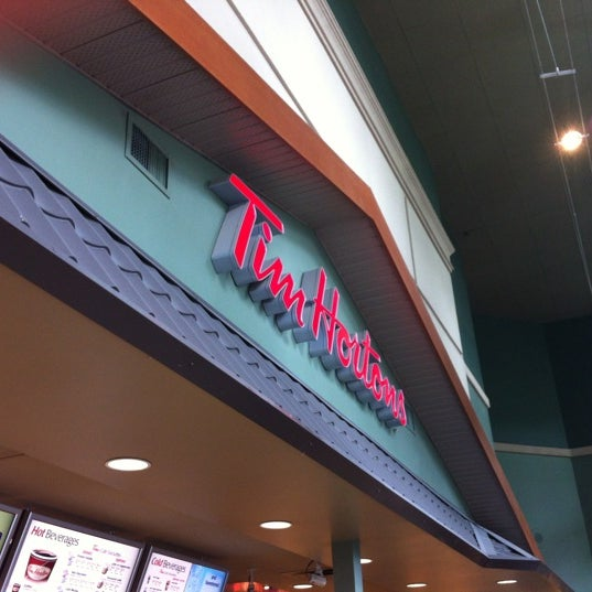 Photo taken at Tim Hortons by Victor J. on 7/22/2012