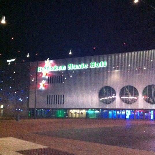 Photo taken at Heineken Music Hall by Jokerurk U. on 1/19/2012