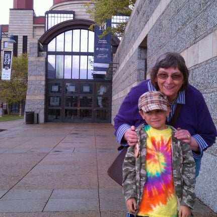 Photo taken at Minnesota History Center by Tammy N. on 10/23/2011
