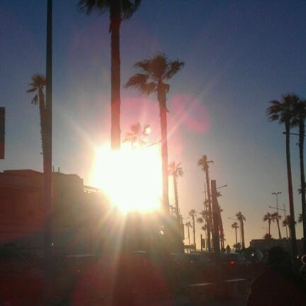 Photo taken at La Corniche de Casablanca by Im R. on 12/4/2011