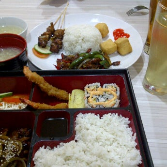 Photo taken at Teriyaki Boy by Aditya G. on 9/15/2011