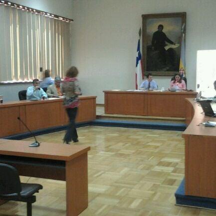 Photo taken at Municipalidad de San Bernardo by Ilustre Municipalidad S. on 11/3/2011
