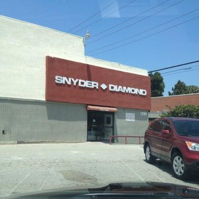 Snyder Diamond Furniture Home Store In Santa Monica