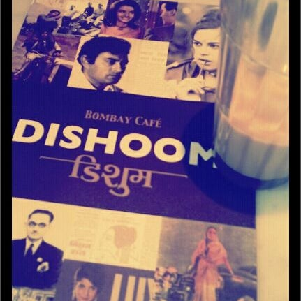 Photo taken at Dishoom by Sonia R. on 3/25/2012