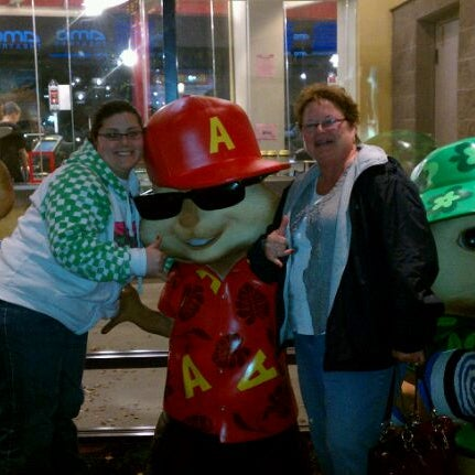 Photo taken at AMC Hampton Towne Centre 24 by Marie C. on 12/25/2011