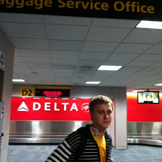 Photo taken at Terminal 3 by Max S. on 4/28/2011