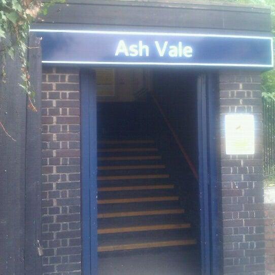 Ash Vale Railway Station (AHV)