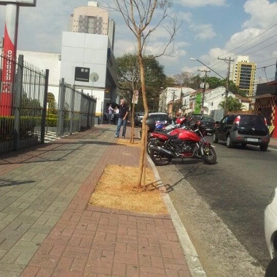 Photo taken at Rua Clélia by Rodrigo S. on 9/10/2012