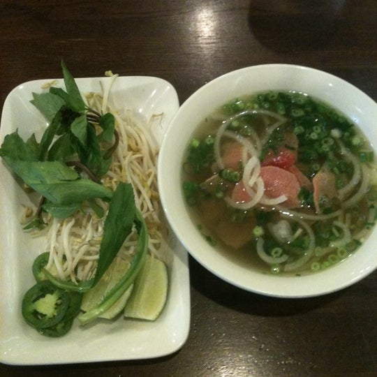 Photo taken at Bowl of Pho by Cris J. on 5/7/2012
