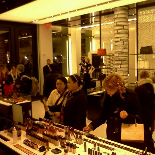 Photo taken at CHANEL Boutique by Christopher T. on 12/23/2011
