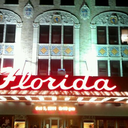 Photo taken at The Florida Theatre by Stephanie Q. on 10/8/2011