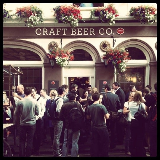 The Craft Beer Co Holborn