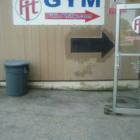 Photo taken at Fit Gym by Sarah B. on 6/14/2012