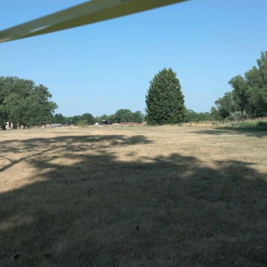 Photo taken at Warner Park by Ben G. on 6/30/2012