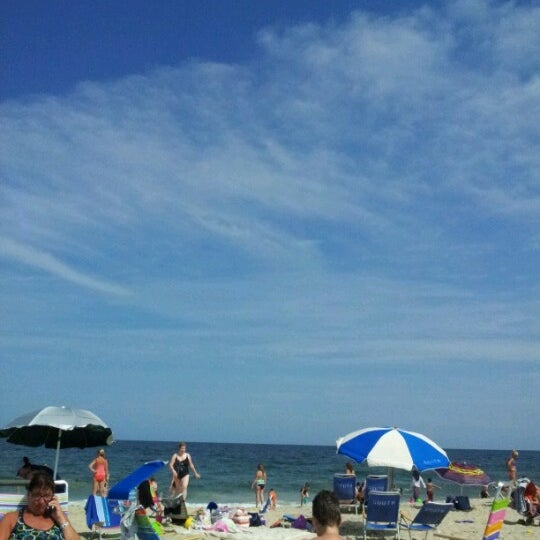 Photo taken at Point Pleasant Beach Boardwalk by Stacy T. on 7/11/2012