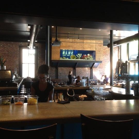 Photo taken at Blue Sushi Sake Grill by Todd M. on 4/16/2012