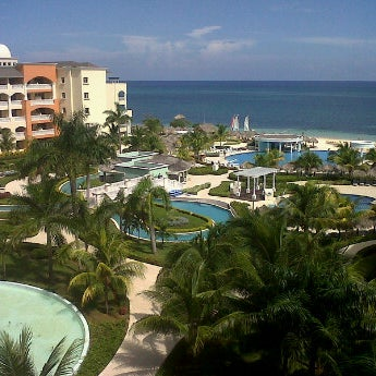 Photo taken at Iberostar Rose Hall Suites by Marlon M. on 9/16/2011