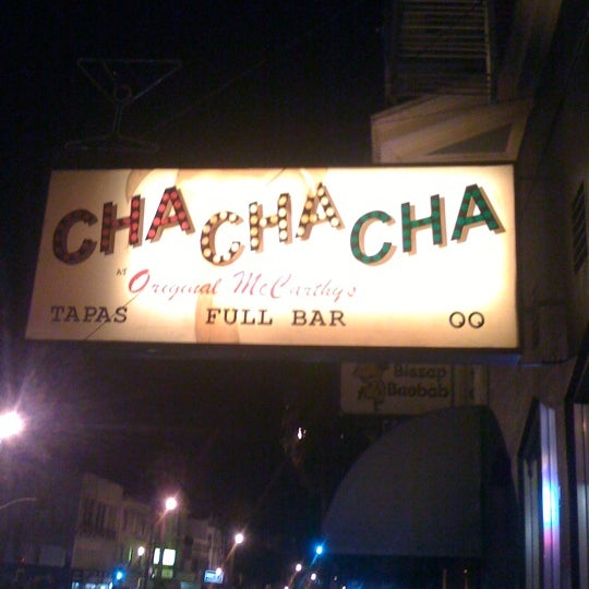 Photo taken at Cha Cha Cha by Rafael B. on 1/6/2011