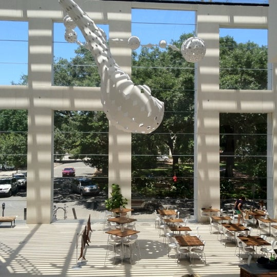 Photo taken at Telfair Museums' Jepson Center by Brett B. on 6/17/2012