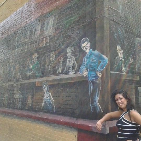 Photo taken at Darwin's Pub by Marisa C. on 6/10/2012